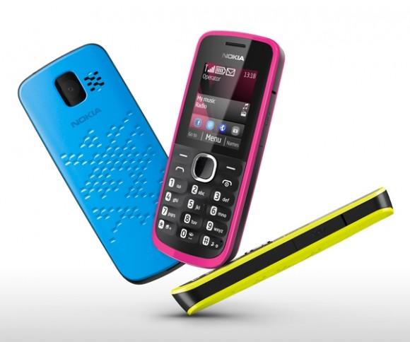 Бюджетные Nokia с поддержкой 2 SIM карт.
