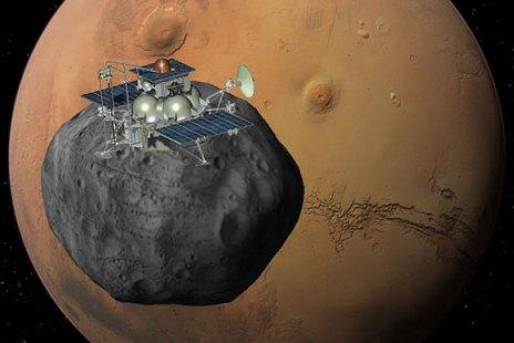 Фобос-Грунт-2 и планы Роскосмоса по изучению Солнечной системы.